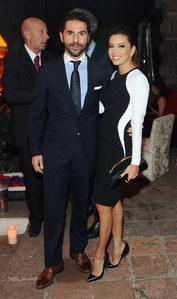 Eva Longoria et José Antonio Baston