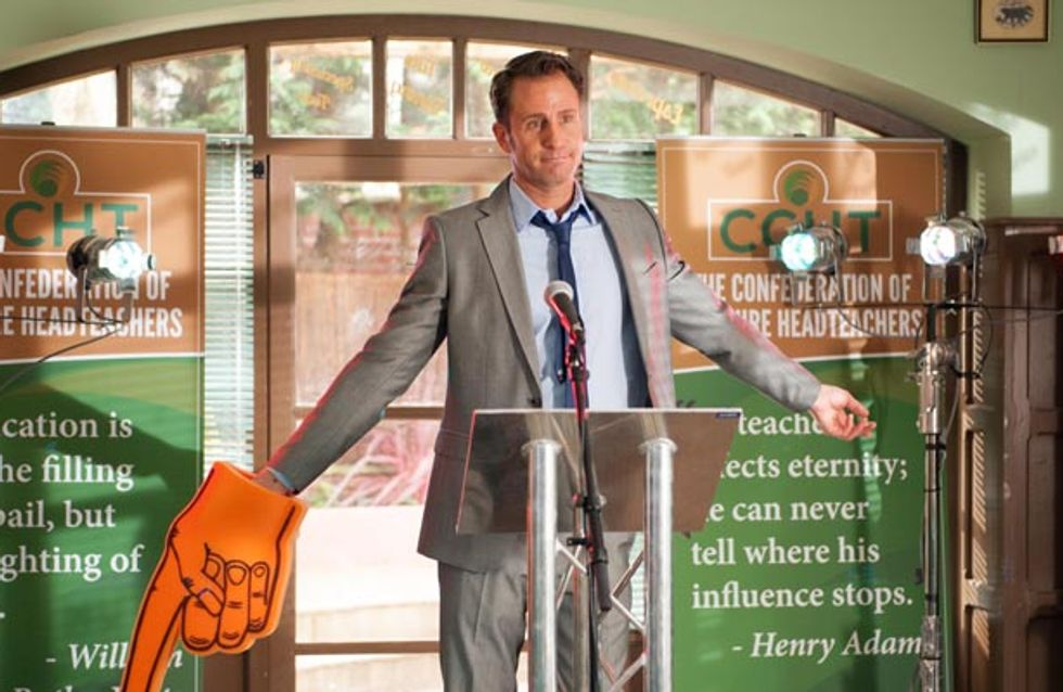 Hollyoaks 29/04 – Patrick is humiliated in the worst way