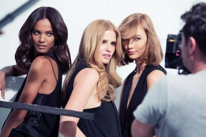 Karlie Kloss pour L'Oréal Paris