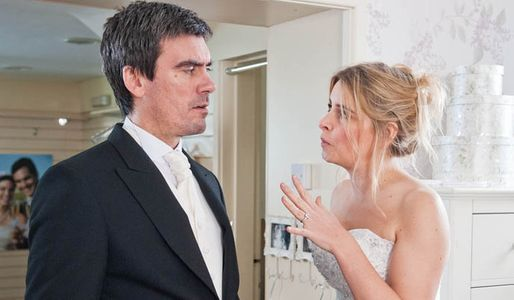 Charity and Cain bicker over their weddings