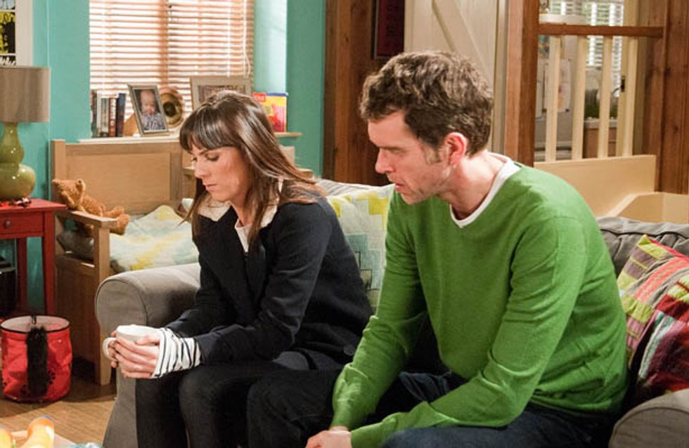 Emmerdale 30/04 – Donna needs to tell her family about her condition