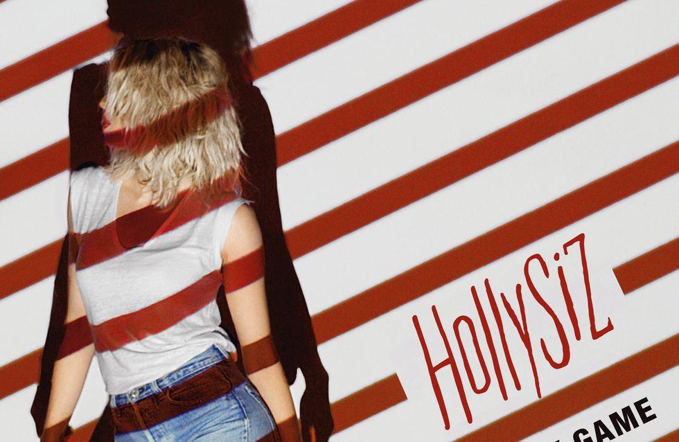HollySiz : Découvrez son nouveau clip énervé, Tricky Game