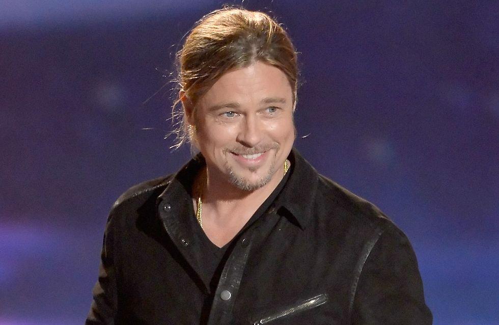 Brad Pitt : Gagne ton dîner aux chandelles en sa compagnie !