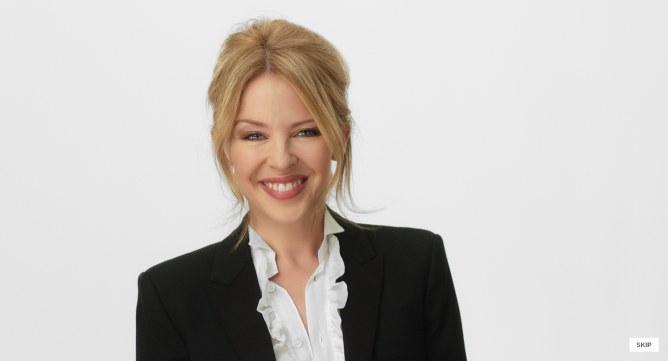 Kylie Minogue, égérie de l'APREC