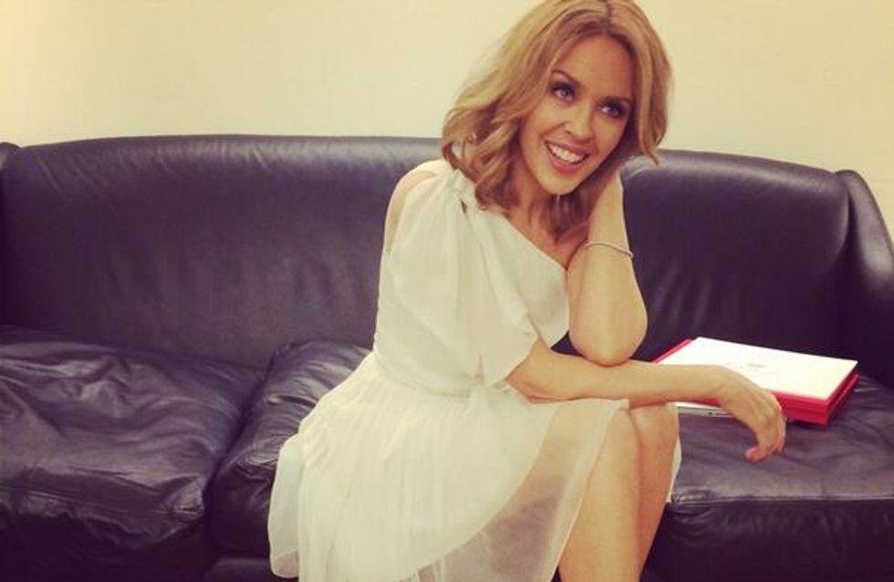 La femme de la semaine : Kylie Minogue, des notes pour la bonne cause