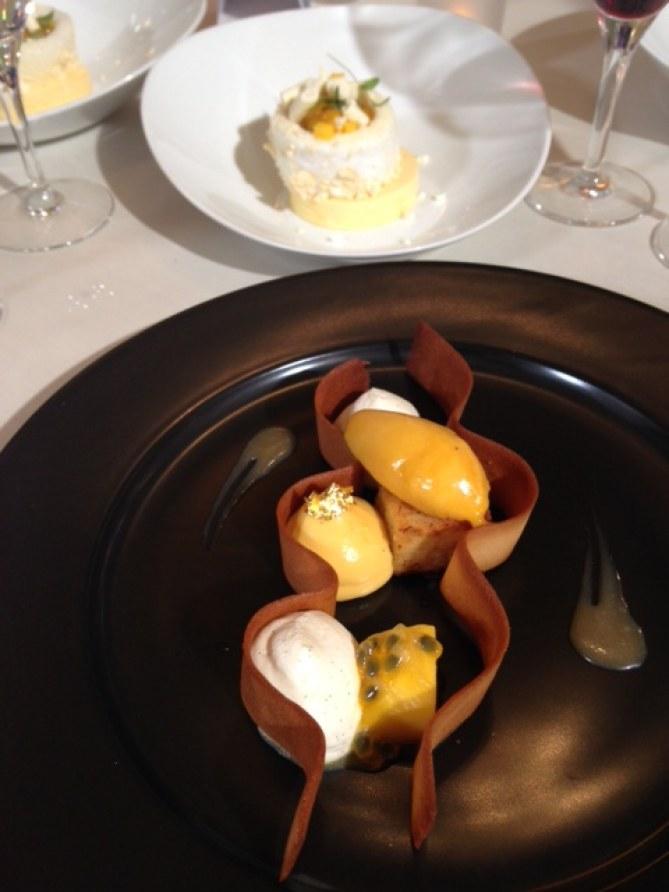 Les desserts de la finale Top Chef 2014