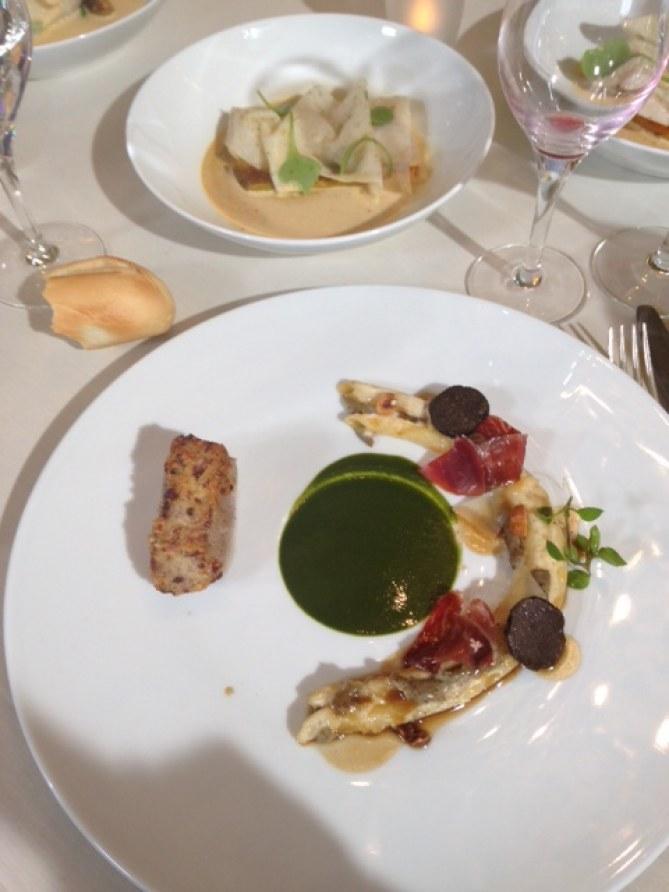 Les plats de la finale Top Chef 2014