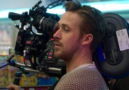 Ryan Gosling sur le tournage de Lost River