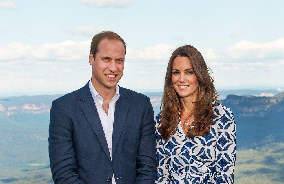 Kate Middleton : Elle se moque de la calvitie du prince William