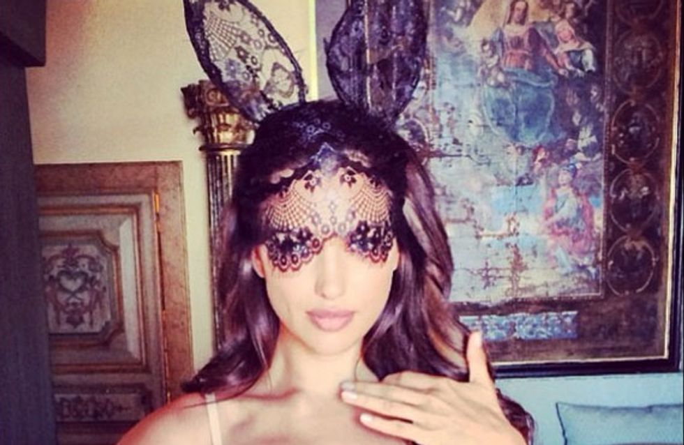 Las celebrities se plantan las orejitas para celebrar el día de Pascua