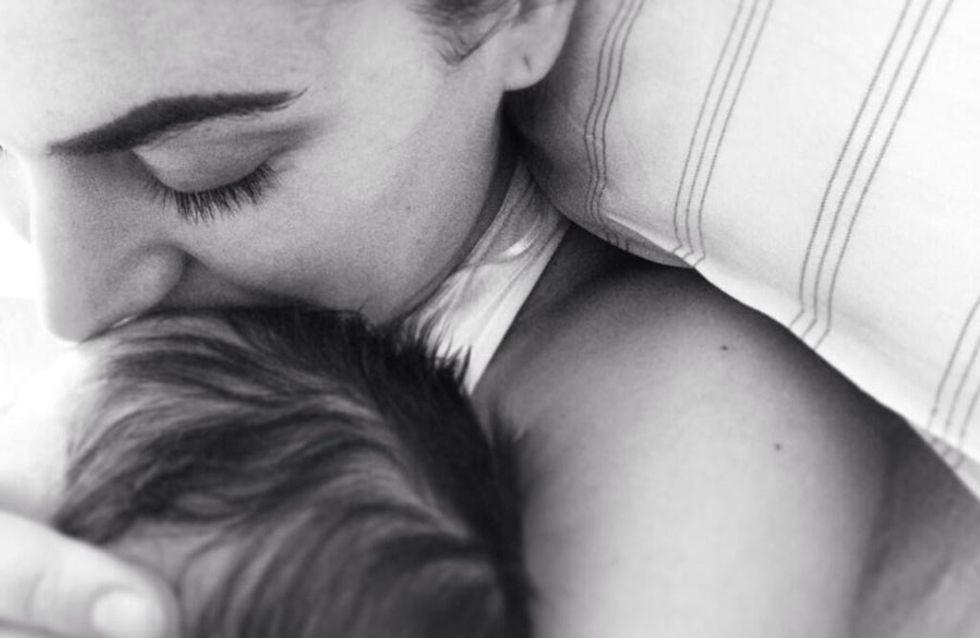 Melissa Satta: le primissime foto insieme al piccolo Maddox