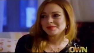 Lindsay Lohan parle de sa fausse couche sur OWN