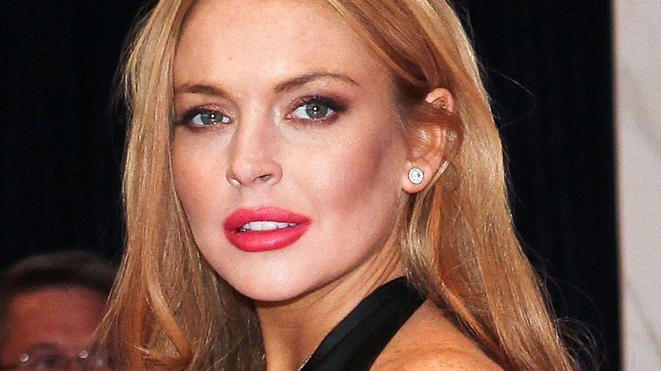 """Lindsay Lohan : """"J'ai fait une fausse couche"""""""