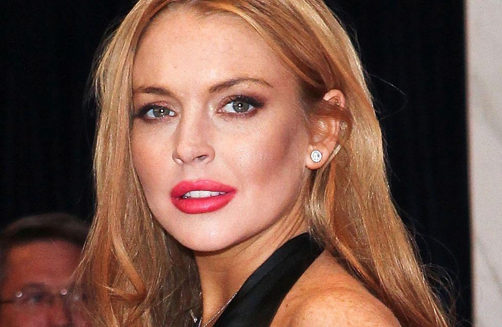 Lindsay Lohan : J'ai fait une fausse couche