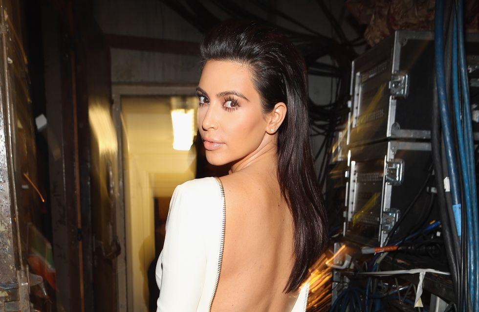 Kim Kardashian : Au régime sec juste avant son mariage !
