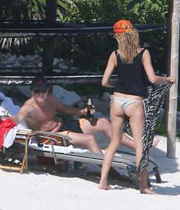 Heidi Klum insieme al nuovo fidanzato Vito Schnabel