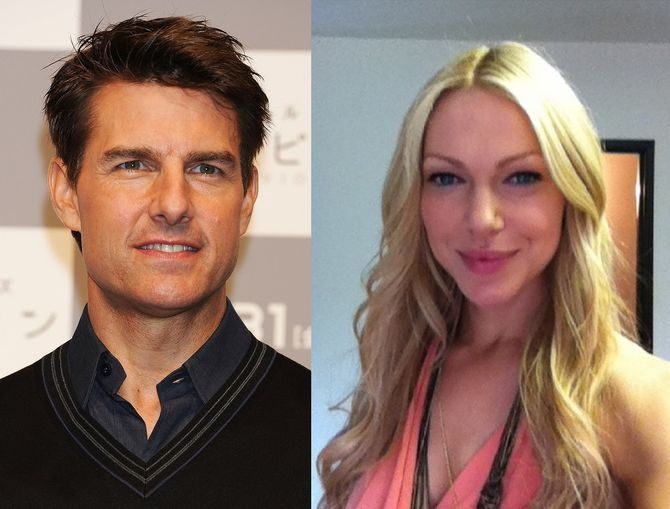 Tom Cruise et Laura Prepon