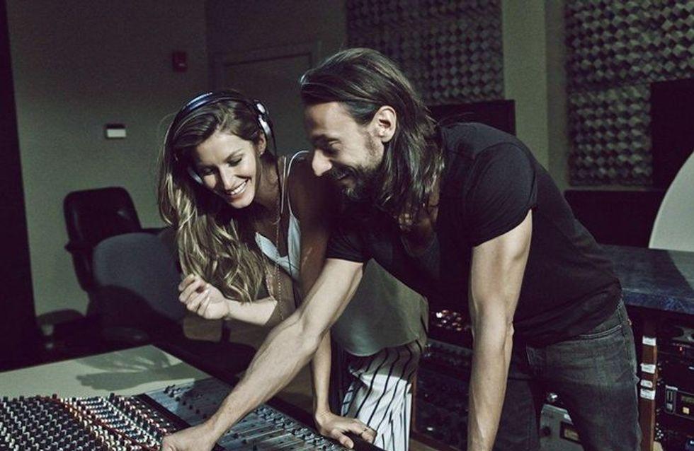 Gisele Bundchen vuelve a dar el cante para H&M