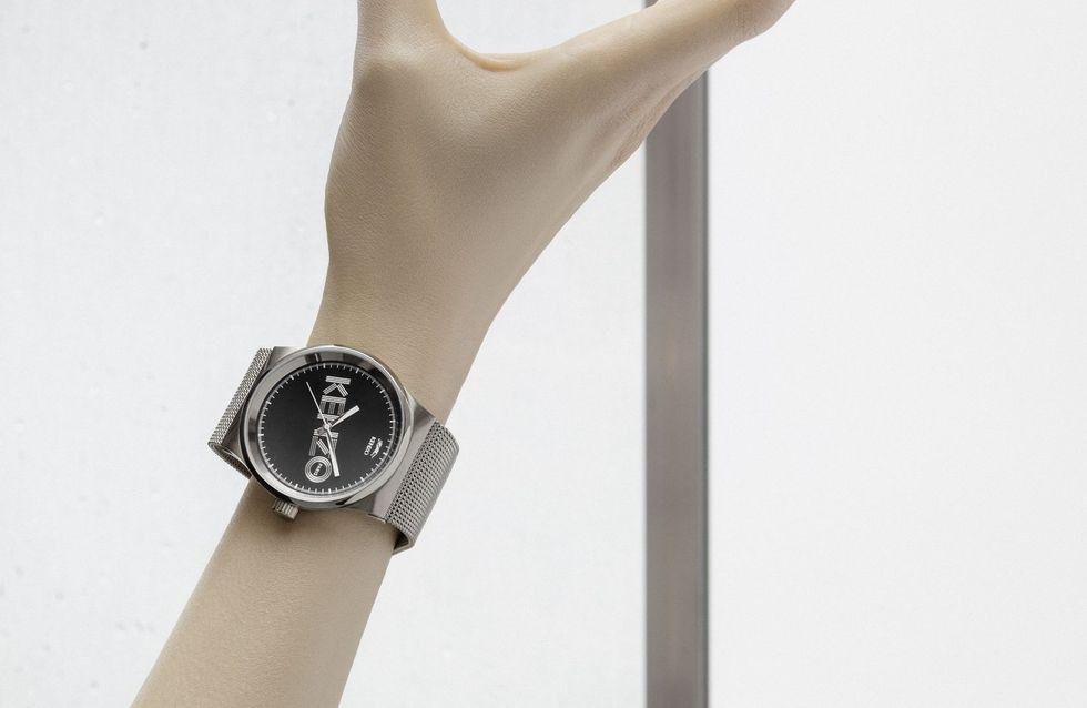 Kenzo lancia la sua linea di orologi: scopri i modelli eccentrici ed esclusivi