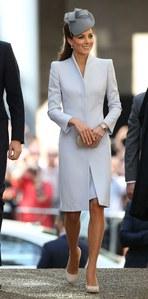 Kate Middleton en Australie