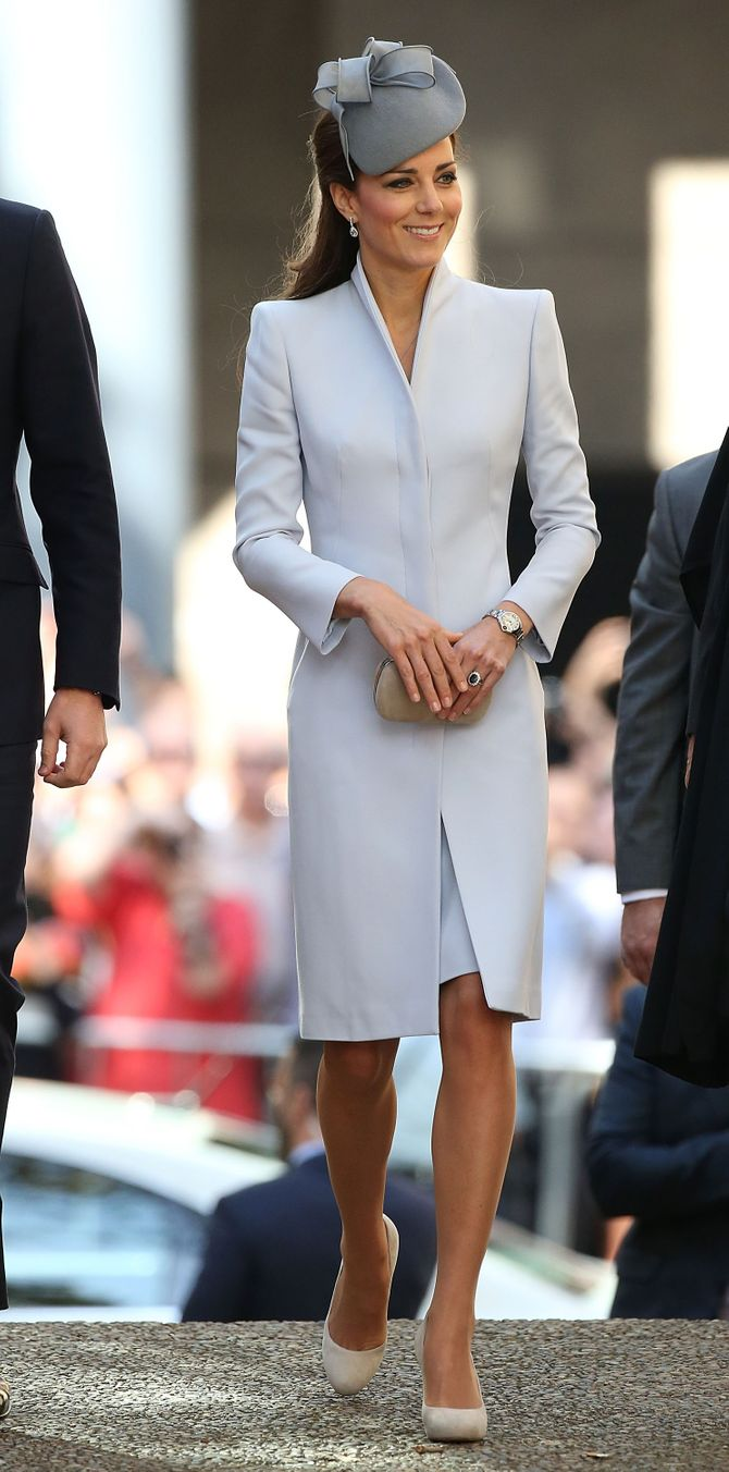 Kate Middleton en Australie