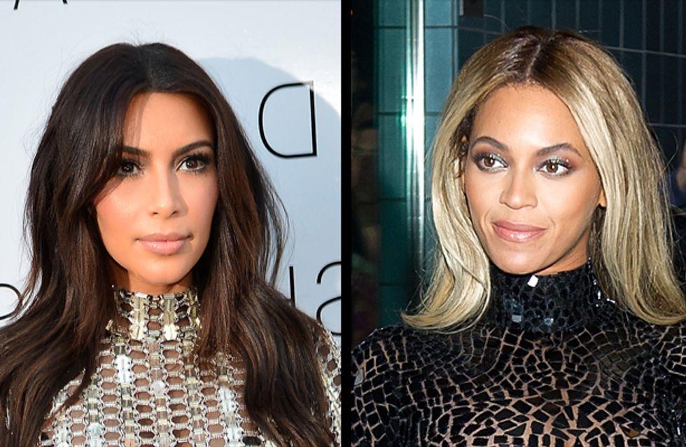 Kim Kardashian : Beyoncé dit non à son mariage mais lui fait un super cadeau