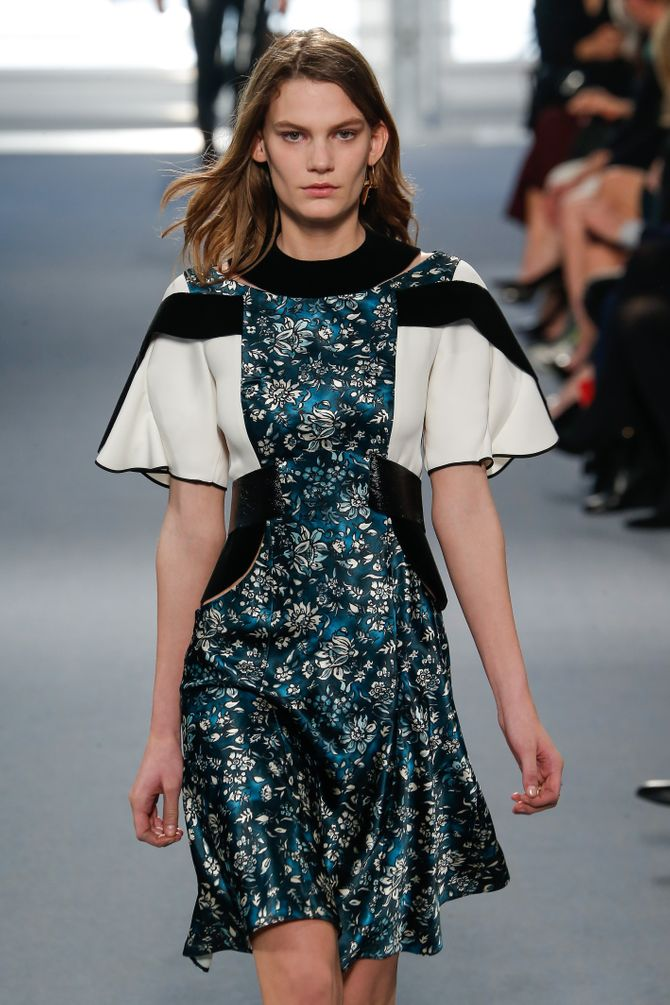 Lena Hardt für Louis Vuitton / Paris, Frühjahr/Sommer 2014