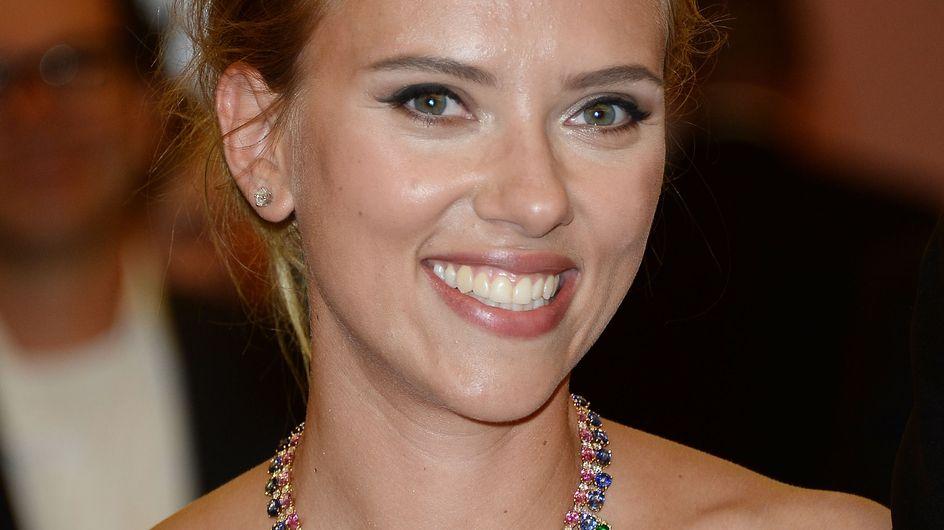 Scarlett Johansson : Totalement nue dans son dernier film Under the Skin (photos)