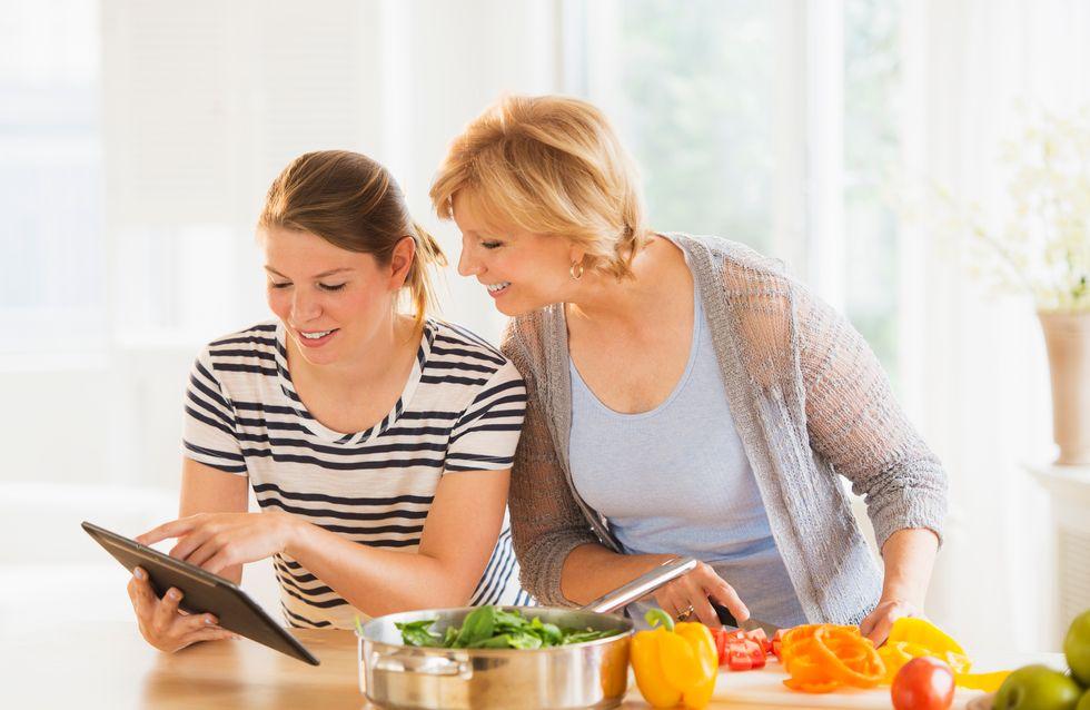 1 de cada 3 españoles aprende a cocinar por Internet