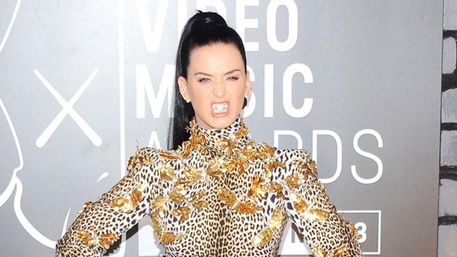 Horror-Party! Katy Perry bringt als Clown Kinder zum Weinen