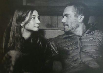 Paul Walker et sa fille Meadow