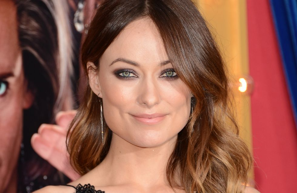 Olivia Wilde : Maman d'un petit garçon (photo)