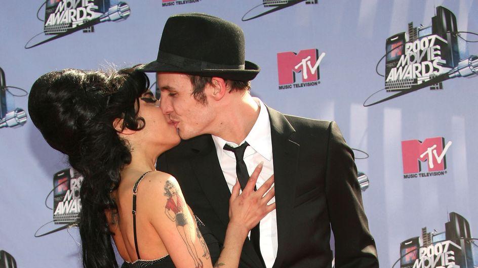 Blake Fielder-Civil: Zum ersten Mal am Grab von Amy Winehouse