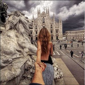 #followmeto Milan