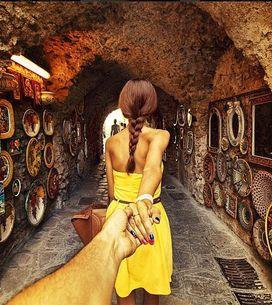 Laissez-vous embarquer par ce couple pour un tour du monde magique… (Photos)