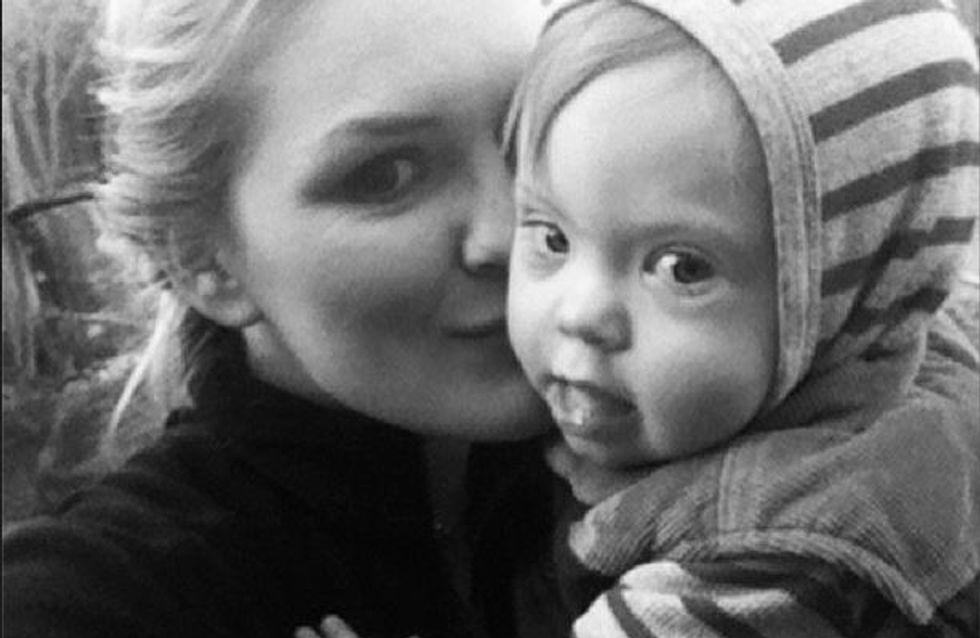 La colère d'une maman face aux insultes envers son enfant trisomique