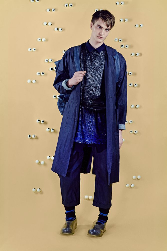 Collection homme Agnese Narnicka (Lettonie)
