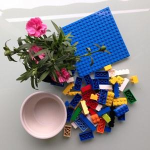 Le matériel - Tuto LEGO® le cache-pot