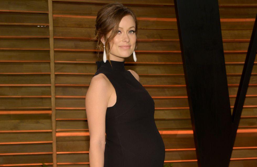 Olivia Wilde, una mamá que ya presume de pequeño en Twitter