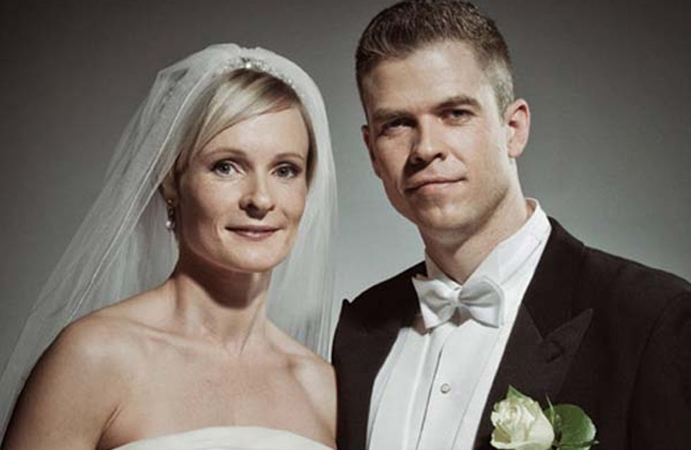 Violence conjugale : Cette photo d'un couple heureux cache une toute autre réalité…