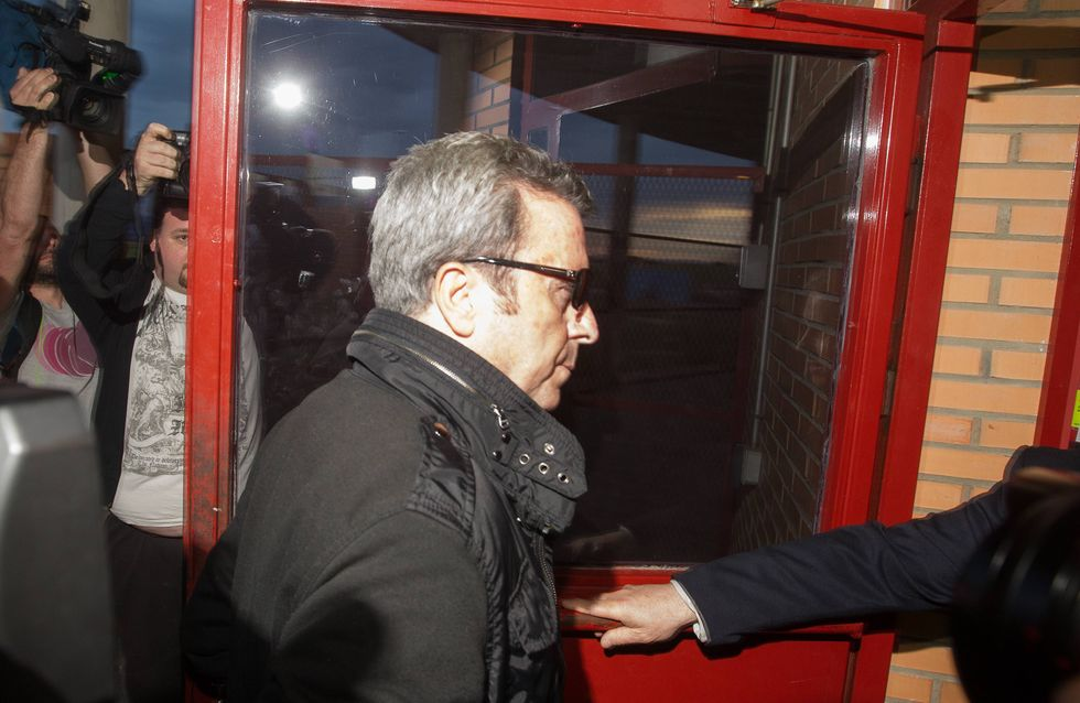 Las primeras 24h de Ortega Cano en prisión