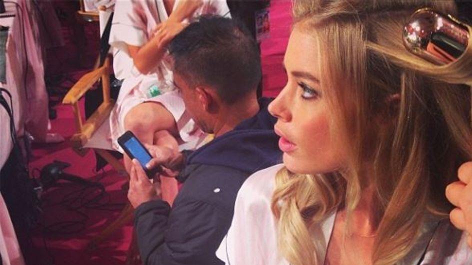 """Instagram : les """"selfood"""" des mannequins qui mettent l'eau à la bouche"""