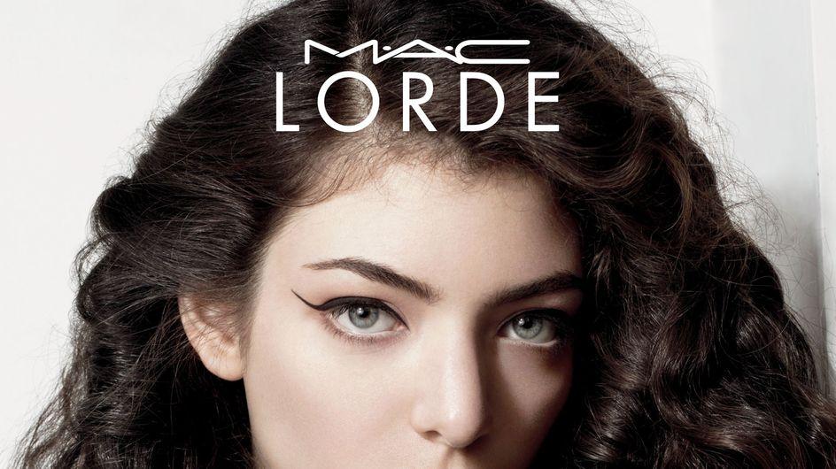 MAC Cosmetics e Lorde per una nuova limited edition