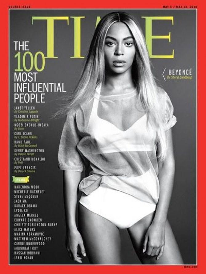 Beyoncé élue femme la plus influente