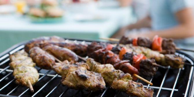 Grillfleisch enthält viele Oxidantien