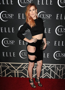Rumer Willis au gala organisé par Elle