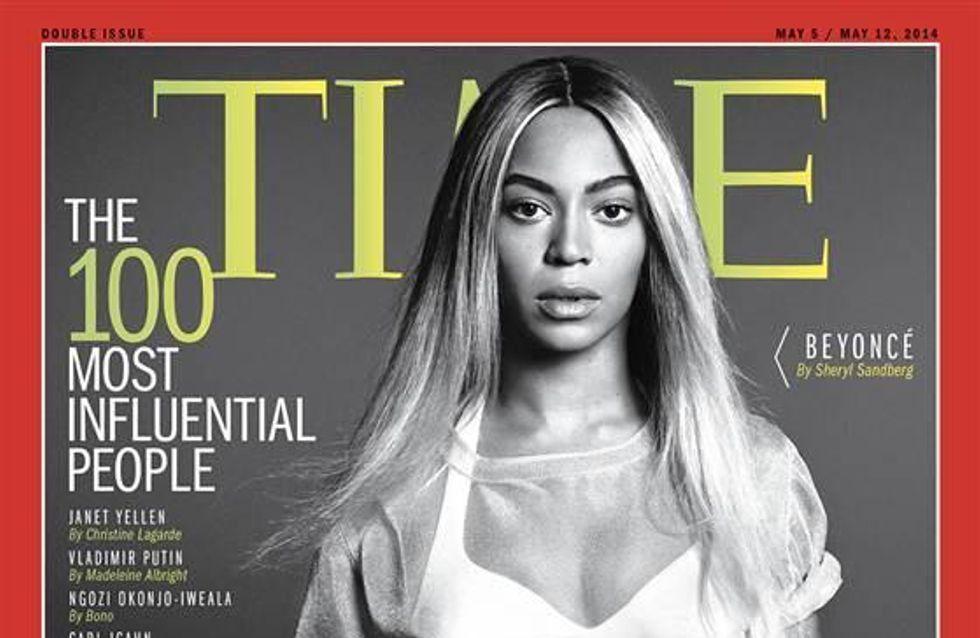 Dans les Wonder Women cette semaine : Beyoncé, femme la plus puissante du monde ?