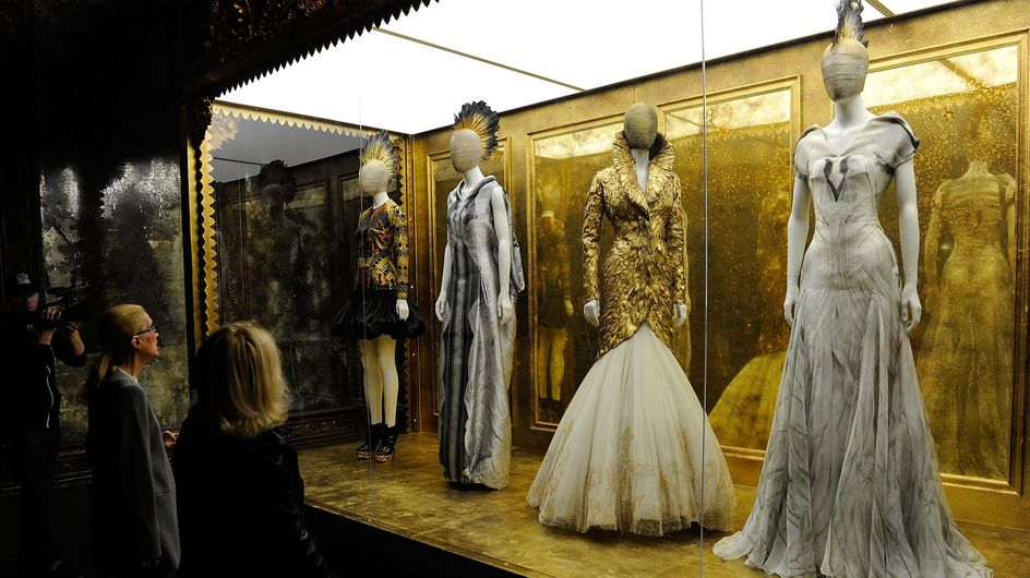 La exposición 'Savage Beauty' de Alexander McQueen aterriza en Londres