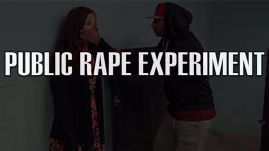What Is 'The Public Rape Experiment' And Why Is Everyone Hating On It?