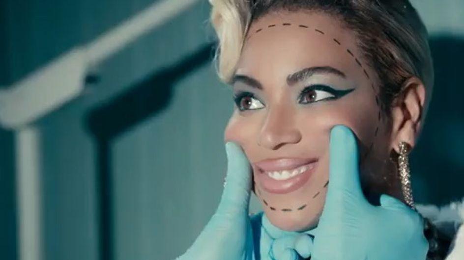 """Quand Beyoncé dénonce les diktats de la beauté dans son nouveau clip """"Pretty Hurts"""" (vidéo)"""